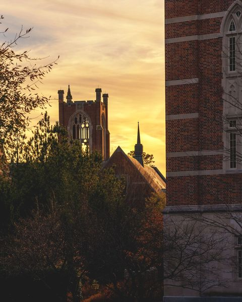 Sunset on the last #TowerTuesday of the year. 😍