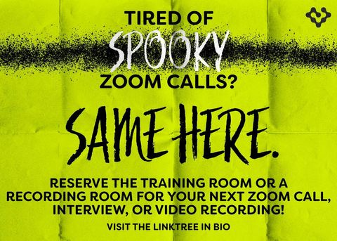 No more ghostly lighting or spooky audio! Check out the link in bio for more info. #TLCTips