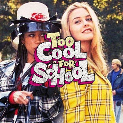 Vous êtes plutôt Clueless ou Mean Girls ? En tous les cas, niveau fashion inspo ça y va 💁 Si t'es dans le thème, un jell-o shot offert ! La Too Cool For School, c'est demain à partir de 22H. Viens prendre un verre avec tes camarades d'heure de colle au Rebel ! 🥂