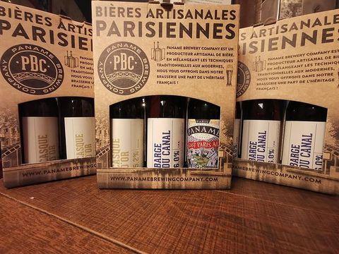 Le goût de la bonne bière artisanale vous manque ? Pas de soucis ! 🥰  Le #OsullivansChatelet vous propose à la vente à partir de demain, les bières de @panamebrewingcompany , bières artisanales made in PARIS (with love) ! 🍻  Retrouvez la Barge du Canal (IPA), le Casque d'Or (blonde aux notes d'agrumes) et la East Paris Ale (Pale Ale fruitée) en vente :  ➡️à l'unité pour 3,50€ ➡️le PACK de 3 bouteilles pour 10€ !  N'est-ce pas une bonne nouvelle ? 🥳N'hésitez pas à passer dans notre #IrishPub et repartez avec votre coffret de bières artisanales à prix tout doux pour des bières de qualité !  De quoi passer de bonnes soirées chez vous et vous remémorez vos soirées dans notre #PubIrlandais ! 👀  Que ce soit pour vous ou alors destiné pour un cadeau de dernière minute, on est persuadé que les amateurs de bonnes bières seront ravis de déguster ces bières !  . . . . . . . . . . . . . #beer #bieresartisanales #craftbeer #marais #chatelet #barparis