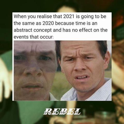 Last day of January !! Alors, cette période d'essai de 2021 ? Pas convaincu.... ? 👀