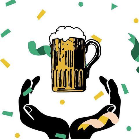 Votre bar éclectique favori se met à vendre temporairement des Guinness à partir de … maintenant ! 😱 😍 ⠀ Mais faîtes-vite, il y a un stock limité ! ⌛️ 🍺⠀ Aujourd'hui et demain de 15h à 19h (Dimanche fermé)