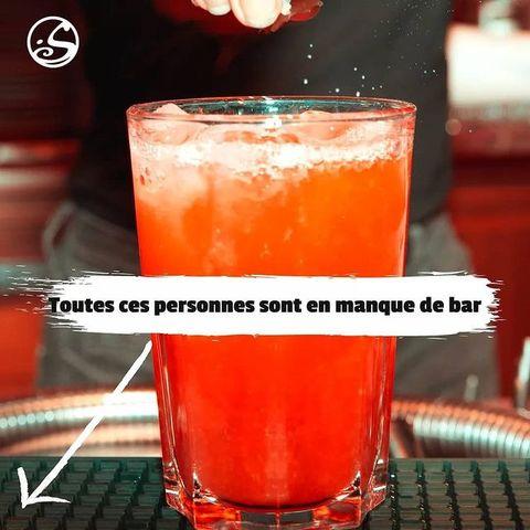 🍹 C'est bientôt la fin de L'Happy Hour !  Oups...il semblerait que le bar nous manque 🤭  Et vous ? #bientotderetour Like si ça te manque aussi🍹 . . #welcomeback #soon #bar #bartender #barman #barmaid #cocktails #cocktail #happyhour #paris #paris18 #pigalle #osullivansbackstagebythemill #osullivanspigalle