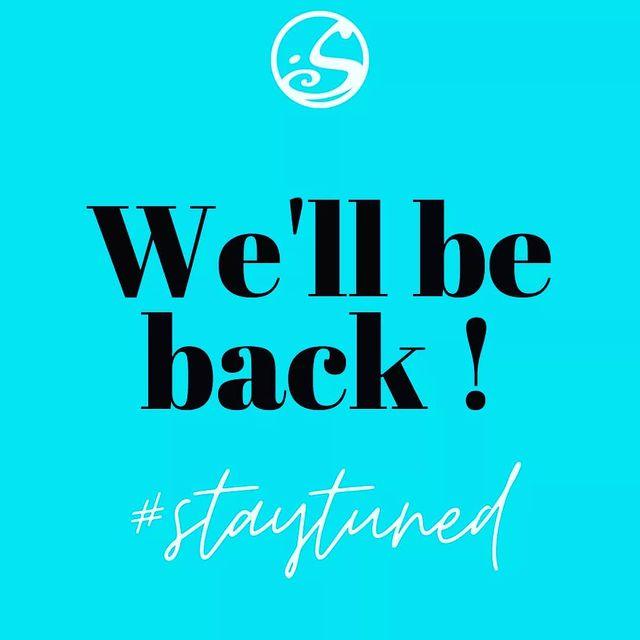 Nous sommes temporairement fermés jusqu'au 19 Octobre. Nous vous informerons en fonction de l'évolution des conditions sanitaires !  #saytuned les amis 😀