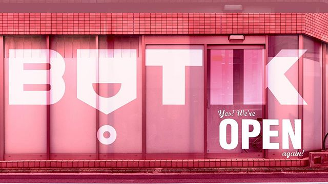 Like all other shops, it looks like we can also open our BUTIK again  very soon. Happy to see you all again.
