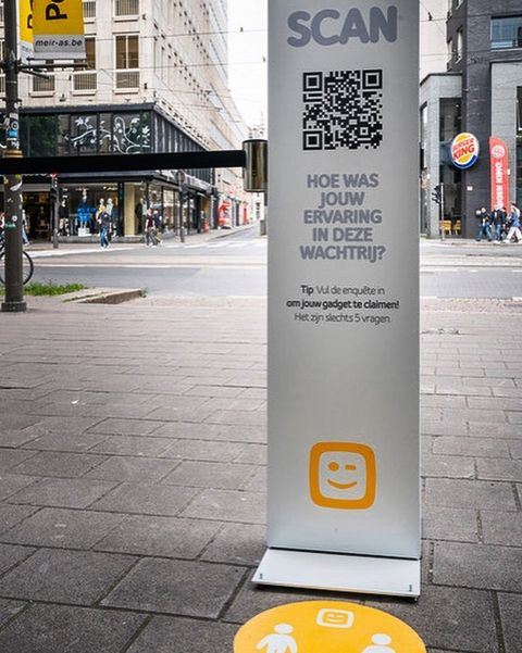 We like to know what you think about our activation. #telenet #butikcando