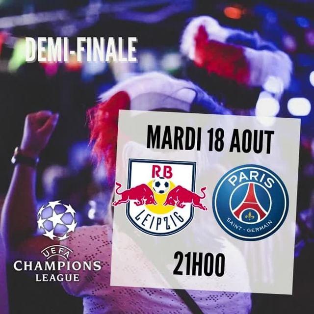 #CHAMPIONSLEAGUE ⚽️ la demi-finale à ne surtout pas manquer !⠀ 👉 Réouverture 1 jour plus tôt de votre #irishpub de Cergy #youpi !⠀