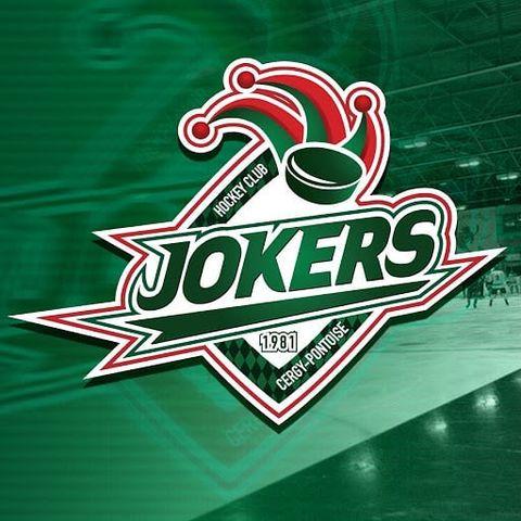 🏒 JOKERS vs GOTHIQUES 🏒  Vendredi 28 Août à 18h45  Retransmission sur tous nos écrans du match de Hockey des Jokers de Cergy contre les Gothiques d'Amiens !  #jokerscergy #hockey #liguemagnus #sport #envertetcontretous💚  *n'oubliez pas votre plus beau masque 😷