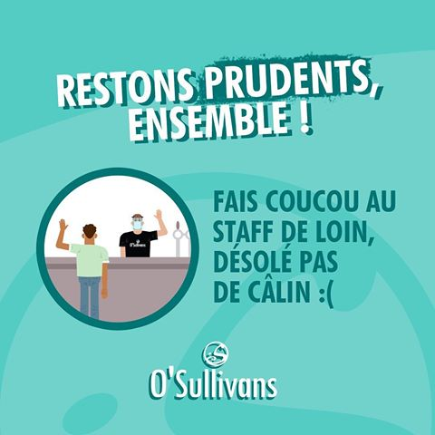 🗣️ J - 2 RESTONS PRUDENTS ENSEMBLE !!! 🗣️ Avant de vous revoir jeudi, on a quelques petits rappels qui concerne les nouvelles règles avec le COVID - 19!!! 😷 Dites nous vos avis !!! 🤓 - - 🗣️ 2 DAYS Till REOPENING !!! 🗣️ Before seeing you on Thursday, we have a few new rules for you to know about in relation to COVID-19 !!! 😷 Have a look and let us know our thoughts !!! 😏  #osgb #osullivans #paris #parisien #bar #irish #irishpub #tuesdaytip #tuesdaymotivation #deconfinement